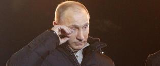 - Vesten demoniserer Putin