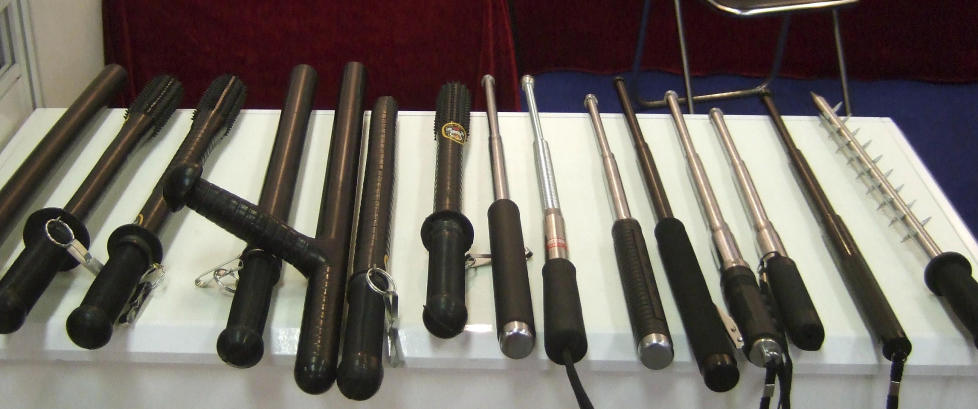 Kraftig �kning i kinesiske �torturinstrumenter�