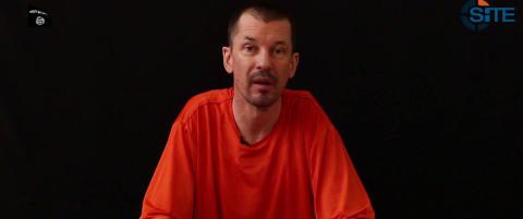 IS-gissel nevner Danmark i ny video