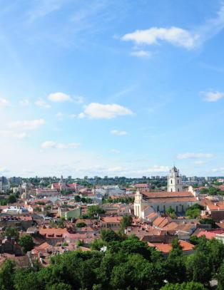 Kalles Prahas lilles�ster og det neste Berlin, og er en av Europas billigste byer