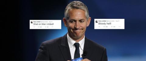 Premier League-profilen slipper straff etter disse utbruddene p� Twitter