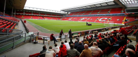 Fikk klarsignal til utbyggelse av Anfield