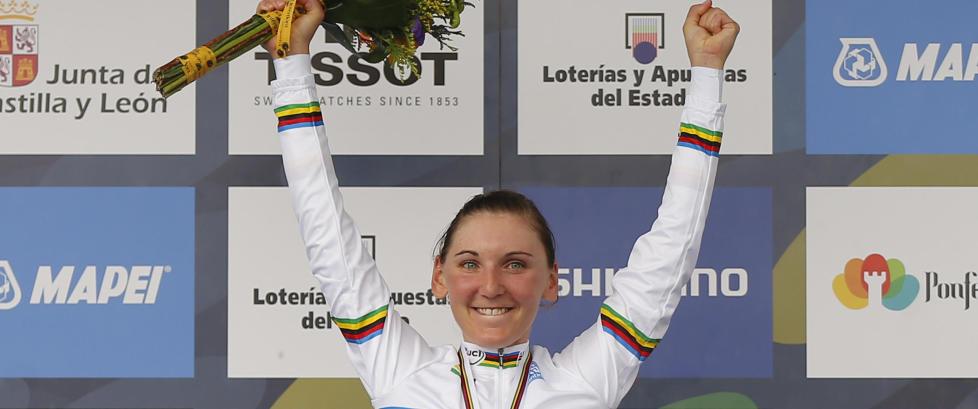 VM-gull til Lisa Brennauer