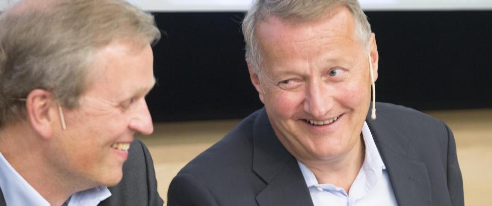 DNB og Norwegian faller mest i omd�mme-m�ling