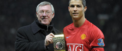 Ferguson: - Ronaldo kunne scoret hat trick for Doncaster, jeg er usikker p� om Messi kunne gjort det