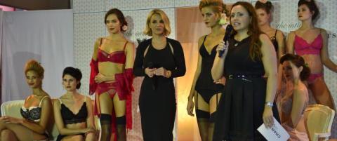 Britney lanserte undert�yskolleksjon i Norge