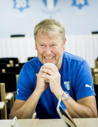 - Malm� vil dominere mot Olympiakos