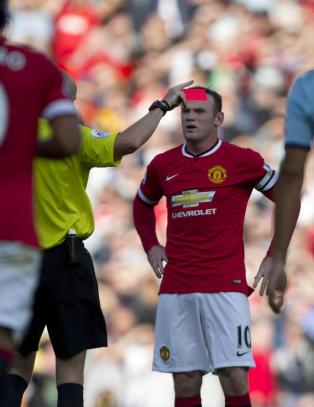 - Rooney mente ikke � gj�re det p� den m�ten