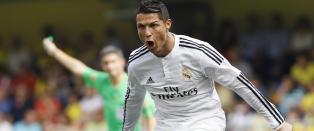 Ny Ronaldo-scoring da Real vant mot Villarreal