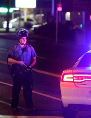 Politimann skutt i Ferguson