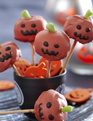 Oppskriftene som gj�r Halloween til en fest