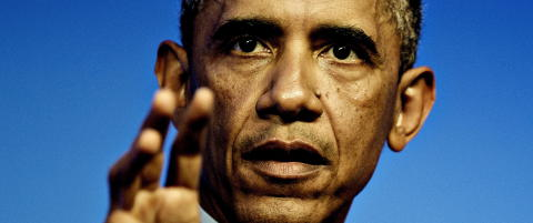 Obama legger fram storstilt milj�plan mot kull