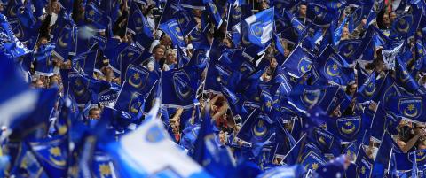 Portsmouth: - Vi er gjeldfrie