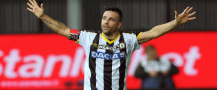Udinese fortsetter � overraske i Serie A
