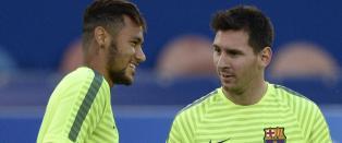 - Jeg tror vi har sett det beste av Messi. �rene t�rer p� oss alle