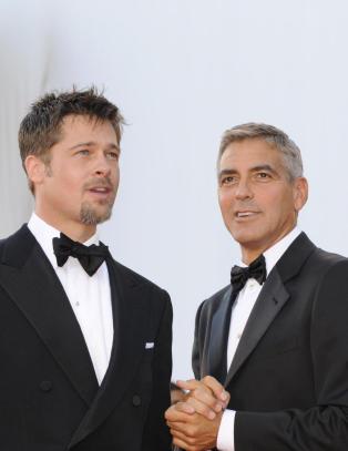 Hollywoods nygifte menn åpner opp om tilværelsen