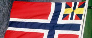 Hva ble dette flagget ofte kalt?