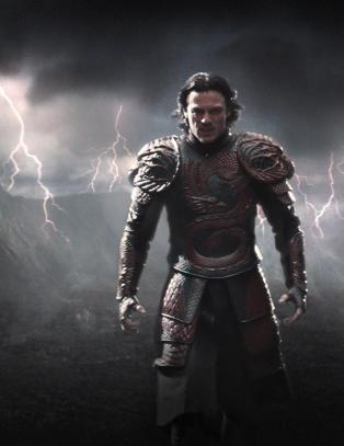 Dracula i superheltdrakt