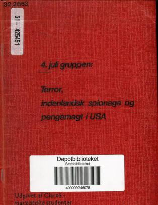 Her er pamfletten som KGB skal ha finansiert