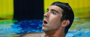 Michael Phelps tatt for fyllekj�ring