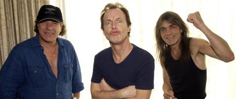 AC/DC-gitarist Malcolm Young har f�tt demens