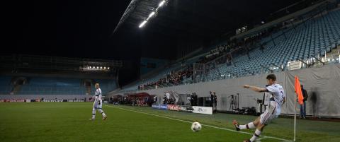 Derfor var det tomt p� tribunene da Bayern vant etter straffem�l