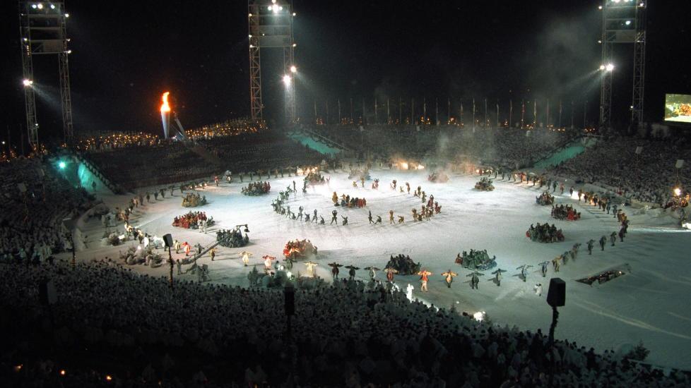 av Lillehammer ol i 1994