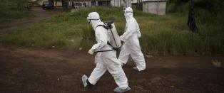 Ebola-epidemien fullstendig ute av kontroll i Sierra Leone: Myndighetene vet ikke tilstanden til over tusen av de smittede