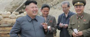 - Ankelbrudd har holdt Kim Jong-un p� sykehus