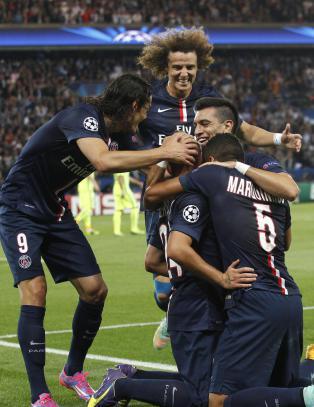- Alle lag trenger en spiller som Zlatan