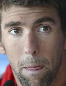 Phelps etter fylleskandalen: - Jeg  tar det fulle ansvaret