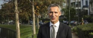 N� er Stoltenberg NATO-sjef