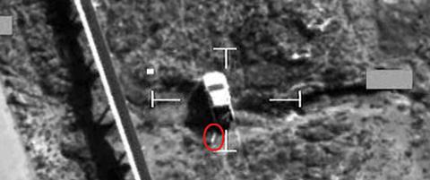 Her angriper britiske fly Den islamske staten (IS)