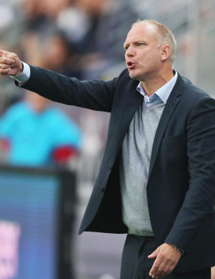 - Fagermo har en klausul som gj�r at han kan forlate Odd for Rosenborg