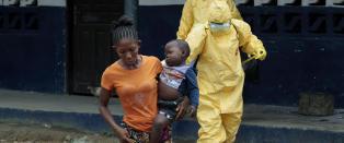 USA sender 1.400 soldater p� ebola-oppdrag i Liberia