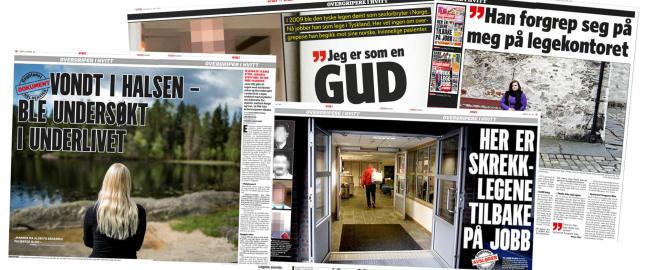 101 ansatte i helse-Norge tatt for seksuell utnytting og overgrep