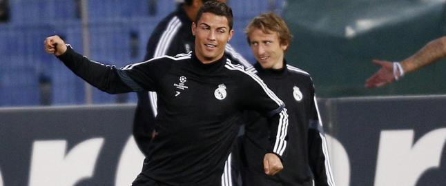 - Uten � vise mangel p� respekt overfor andre, men Cristiano er den beste spilleren jeg har trent