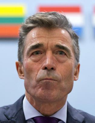 Harde anklager mot avtroppende NATO-sjef