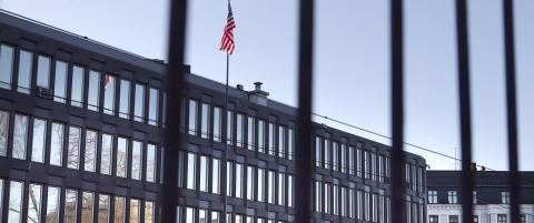 Ekspolitimann i retten for svart arbeid i ambassadesaken