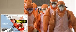 Kampen mot ebola-viruset: Jobber p� spreng for � hindre spredning i USA og Vest-Afrika