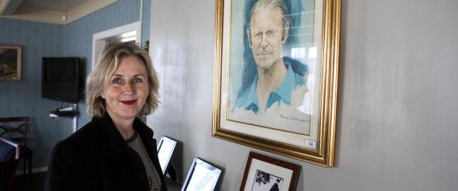 Her er Thor Heyerdahs unike familiebilder