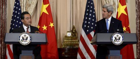 Kerry og Kina i klinsj om Hongkong