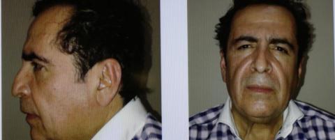 Narkobaron p�grepet i Mexico