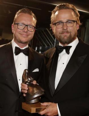 R�nning og Sandberg filmer �Pirates of the Caribbean� i Australia