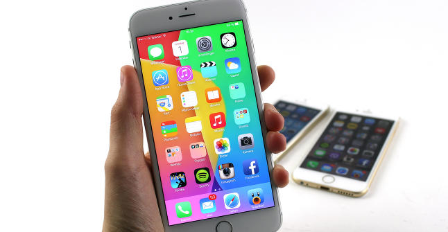 Vi har testet Apples nye monstertelefon