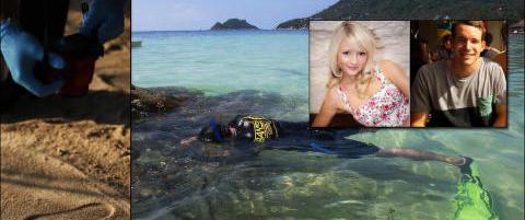 Mann innr�mmer drap p� britiske turister i Thailand