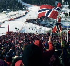 - Det sier mye n�r Norge bestemmer seg for � droppe OL