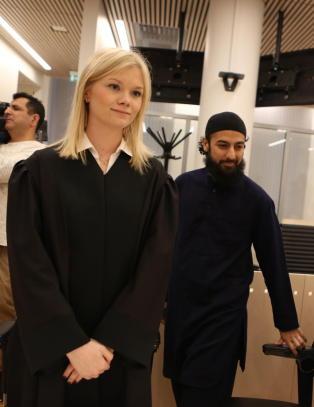 SISTE: Ubaydullah Hussain frikjennes