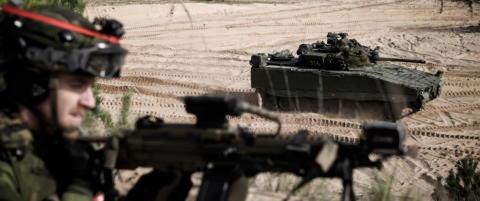 Telemark bataljon �ver konvensjonelt