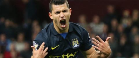 Aston Villa sto imot i 82 minutter - s� satt den endelig for Manchester City